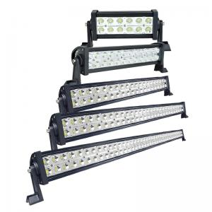 China 120W Double Row LED Light Bar for Trucks Off road Llight Bar on sale