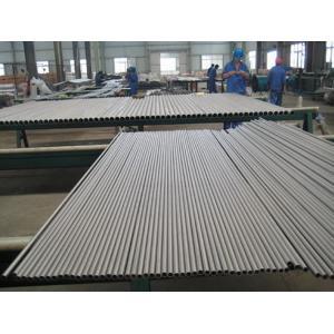 China ANSI304 / 316 / 310S Seamless Stainless Steel Tubing ASTM A213 / ASME SA213 on sale