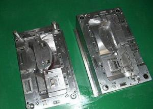 China Custom Rubber & Silicone Injection Mold Maker 3D Mould Design Two shot on sale