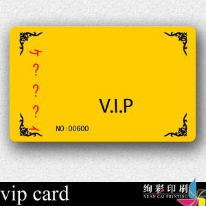 China Silk Screen Printing Blank PVC Cards / Wedding Invitation Card Printing on sale