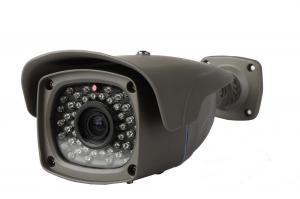 China Black 1MP Bullet CCTVIRCameras Infrared With High Performance on sale