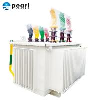 China Powerful Oil Immersed Distribution Transformer / Oil Filled Transformer on sale