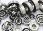 Deep Groove Ball Bearing Forklift Spare Parts , High Speed Single Row Ball Bearing