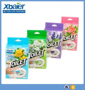 China Factory Direct Sale 36g Manufacturer Daily Household Toilet Bowl Cleaner Gel/Colorful Toilet Detergent Gel on sale