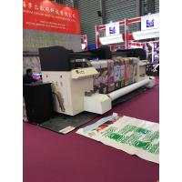 Home Textile And Soft Advertising Printing Machine With Industril Kyocera Head