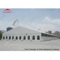 Decorate Marquee Aluminum Frame Canopy Tents For Wedding / Party 25m * 50m