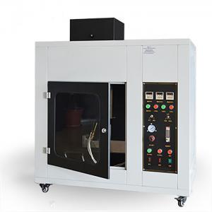 China Foam Plastic Horizontal Tensile Testing Machine ISO9772 : 2001 White 38mm on sale