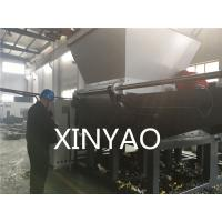 PU foams Big baled material Shredder Machine With Rotary knives