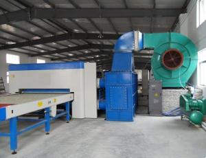 China 2518 Flat glass tempering furnace on sale