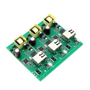 China Electronic Peelable Mask PCB Assembly Services One Stop PCB Solution Provider on sale