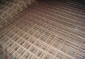 China ヨーロッパ規格は網a142を補強するワイヤー コンクリートを肋骨で補強しました|a193 on sale