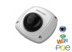 China Mini Dome Security Cameras POE Wireless Security Cameras For Home  on sale