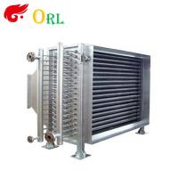 China Coal Fired Boiler Steam Coil Air Preheater 10 Ton For Power Station on sale