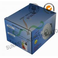 China Electronic LED Ceiling Light Bulb Packaging Boxes , Consumer Electronics Packaging on sale