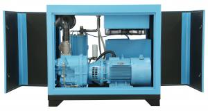China Environment Friendly Two Stage Screw Compressor With Stainless Steel Shell on sale