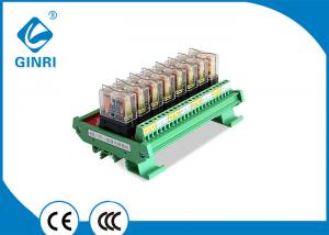 China 8 Channel Relay Module 5v Relay Board Industry Power Relay Module Intelligent Control on sale