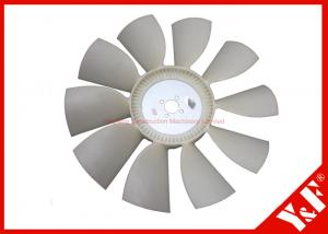 China Caterpillar Excavator Engine Cooling Fan Blade for E200B 10 Blades on sale