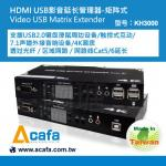 HDMI 4K 30HZ USB KVM switch +Matrix console Extender over IP+Fiber Extender