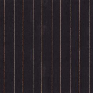 China Beautiful Stripe Pattern Bitumen Backed Carpet Tiles Residential Modular Carpet on sale