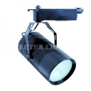 China IP 54 2000 - 2200 lm AC85 - 265V 1 * 20W Durable Dimmable Led Track Light Fixtures on sale
