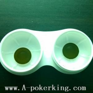 China Yellow Contact Lens for Marked/Lumious Cards on sale