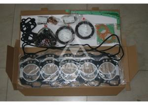 China 10PE1 Engine Gasket Kit , Isuzu Diesel Engine Parts Engine Overhaul Kit on sale