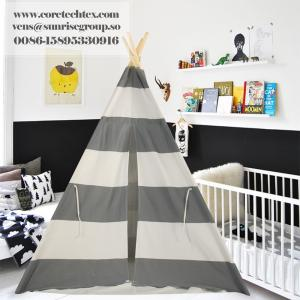 China Kids Play Tent with Indian teepee pop up kids games tent colorful castle play tent on sale