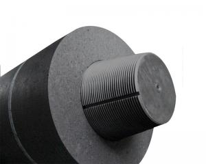 China Good Quaility Graphite Electrodes With Preset Nipples,Graphite Electrode with Nipple ,Graphite Electrode, UHP Graphite E on sale