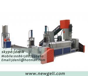 China La máquina plástica de la granulación, plástico granula la máquina, línea plástica de la granulación del ABS on sale