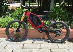 China 8000W Electric Powered Mountain Bike Professional Pedal Assist Mountain Bike on sale