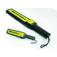 China Weatherproof Super Scanner Hand Held Metal Detector Industrial With ABS Plastic Shell on sale