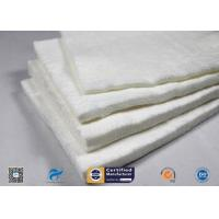 China E-Glass High Temperature Resistant Fiberglass Needle Mat Heat Insulation on sale