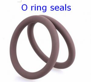 China ORK Metric O Ring Seals For Automobile , High Temperature O Rings IIR 70 on sale