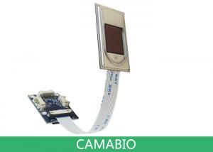China CAMA-AFM32 Capacitive Fingerprint Identification Module With Live Finger Detection Function on sale