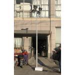 5m roof mast light tower/vehicle roof mount pneumatic telescopic mast light tower/telescopic mast/ pneumatic mast tower
