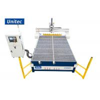 China Yaskawa Shimpo ATC CNC Router For MDF Alucobond PVC Solid Wood on sale