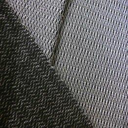 China weft insert warp knitted interlining on sale