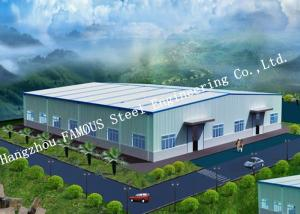 China Steel Framed Building Design Of Steel Structures & Construction By Famous Architecture Firm on sale