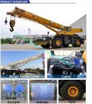 All Wheel Drive 4x4 XCMG Sany 10 Ton RT10 Mobile rough terrain crane telescopic Boom High Cost Effective