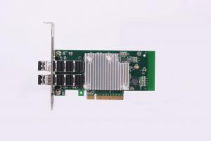 China IEEE 802.3 Intel PCI E 2.0 Network Interface Ethernet 10G Ethernet Card on sale