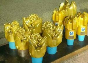 China High Strength Water Well Drill Bits Diamond Material Wear Resistance on sale