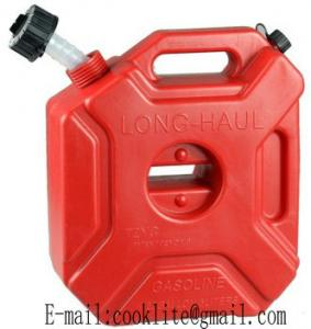 China Plastic Fuel Can / Plastic Jerry Can (5L) on sale