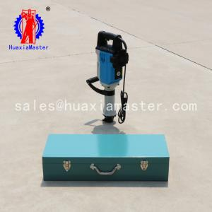 China Huaxia Master QTZ-3D Electric Soil Sampling Drilling Rig Earth Elploration Drilling Machine For Sale on sale