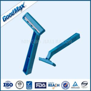 China Biodegradable Good Max Razor Non - Slip Handle With Rubber For Better Grip on sale