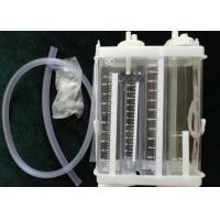 Disposable Negative Pressure Wound Therapy System Medical Grade PVC Double Chamber Chest 2500ml