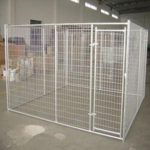 China welded dog kennel on sale