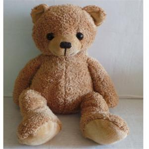 China Fashion Herrington Plush Brown Teddy Bear Pebble Beach Golf Links 10cm on sale