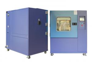 China Environmental Test Chamber , Sand And Dust Chamber With Touch Screen PLC on sale