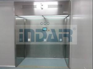 China Easy Installation Laminar Flow Booth Modular Build Format Provide Less Downtime on sale