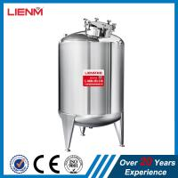 Stainless steel SS304, SS316 Storage tank  for shampoo, perfume, liquid soap, detergent, oil, shower gel, lotion cream